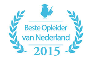 Logistart Beste opleider van Nederland 2015